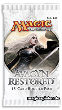 Booster Avacyn Restored