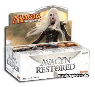 Booster-Display Avacyn Restored