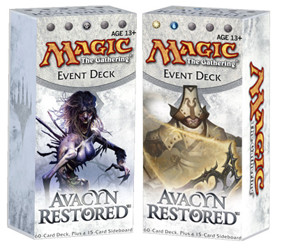 Event Deck Avacyn Restored
