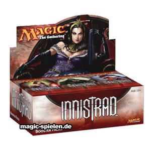 Booster-Display Innistrad