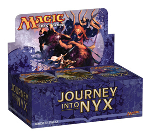 Booster-Display Journey into Nyx