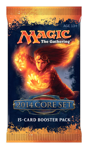 Booster Magic 2014